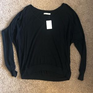 Free People Thermal Top - L - NWT